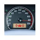 Exces de vitesse sur la route