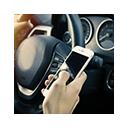 Utiliser son mobile au volant